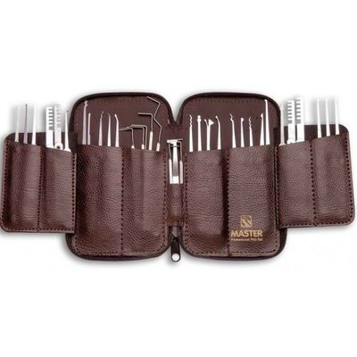 Lockpick set 40-delig