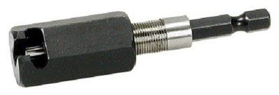 Trekschroef adapter / bithouder